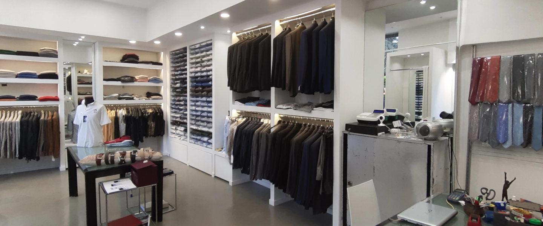 abbigliamento uomo milano
